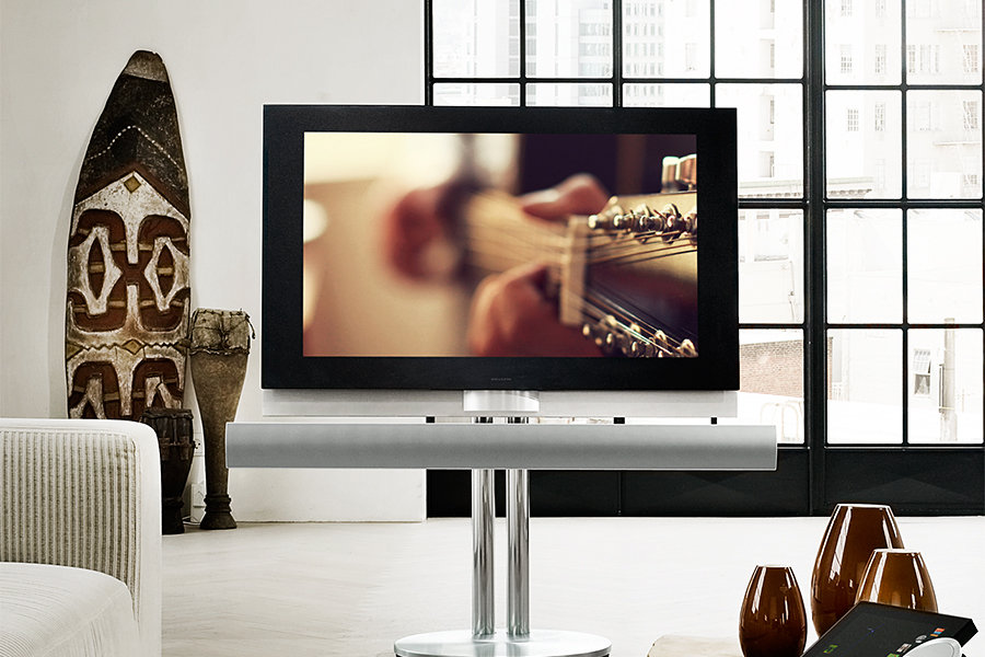 Bang & Olufsen BeoVision 7-40 with built in 3D BluRay Player
