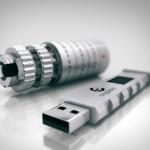 Crypteks USB – modern day Da Vinci's Cryptex?