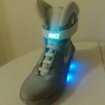 DIY Nike MAG lights up like the real deal