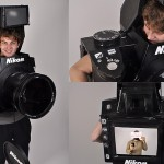this camera costume can actually takes picture!