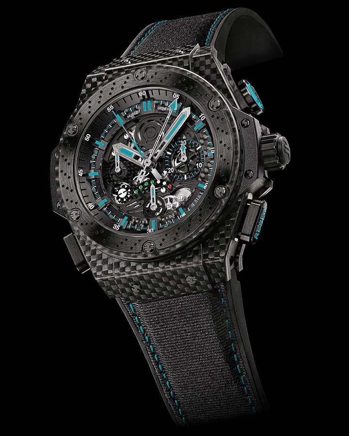Hublot F1 King Power Abu Dhabi Limited Edition 720x900px