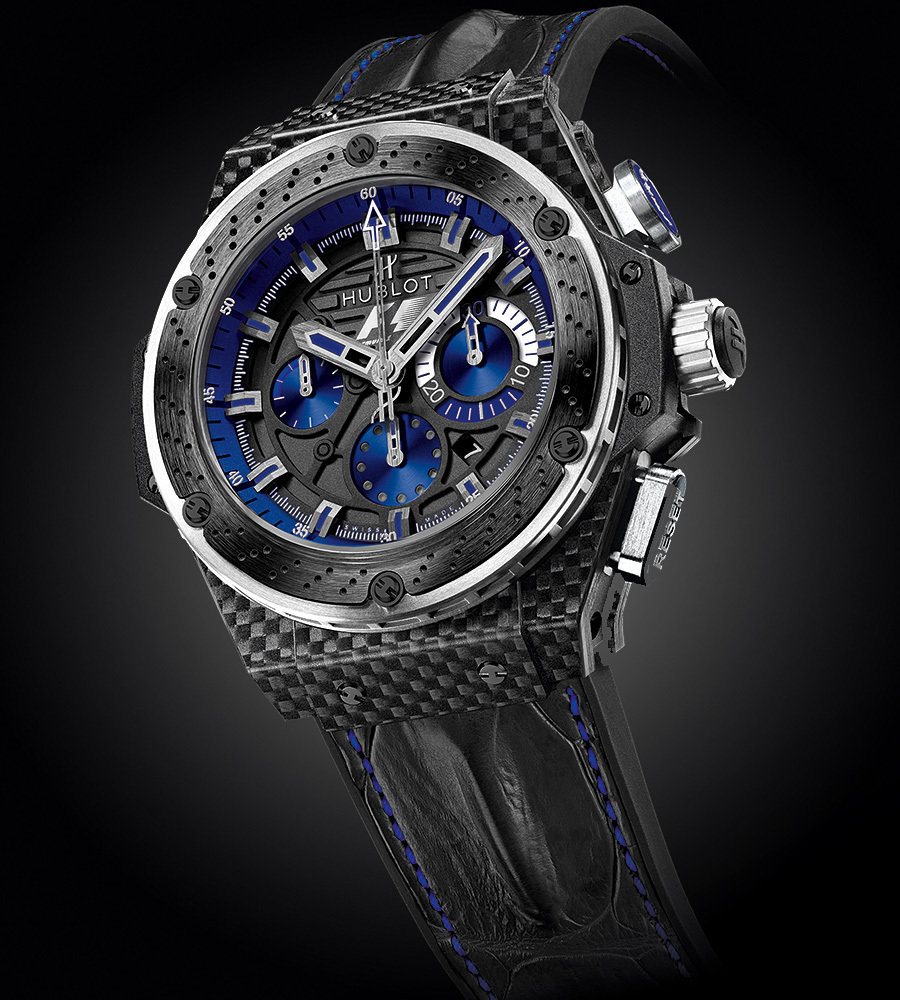 Hublot F1 King Power Interlagos Limited Edition