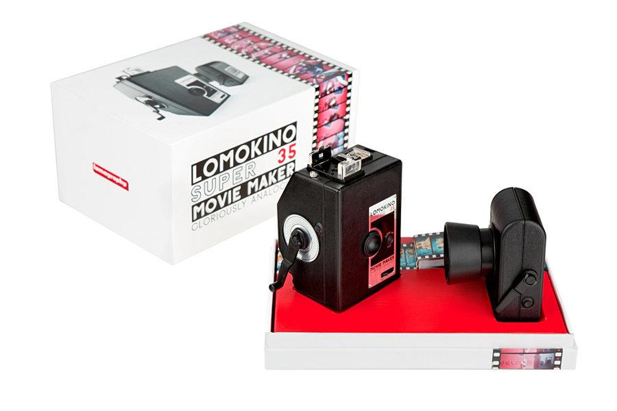 Lomography LomoKino and LomoKinoScope Package 900x600px