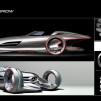 Los Angeles Design Challenge Mercedes-Benz Silver Arrow 900x530px