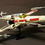 is this the best LEGO X-Wing yet? you be the judge.