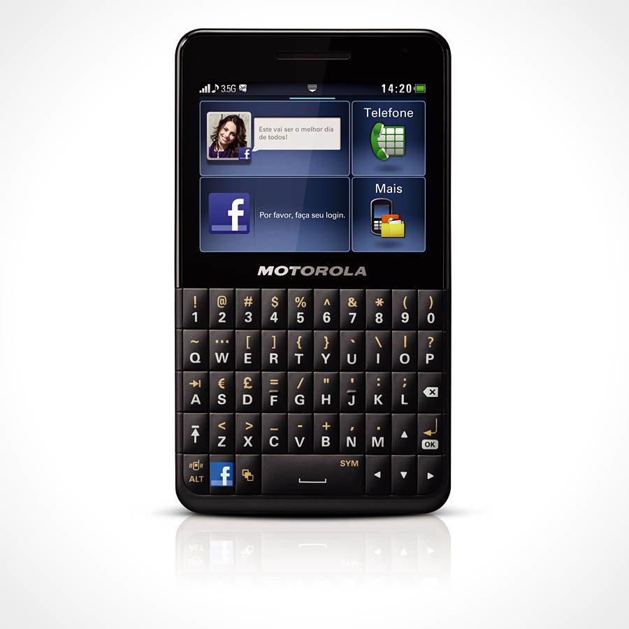 Motorola MOTOKEY SOCIAL 900x900px