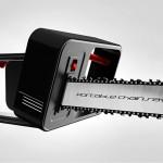 NOK Gear Portable Chainsaw Concept