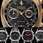 Limited Edition Officine Panerai For Ferrari Watches