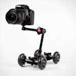 Pico Flex Dolly. another steady cam solution for DSLR