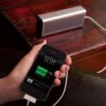 SPAR Zephyr portable speaker cum charger
