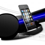 Speakal iKurv – iDevice speaker with a curve to die for