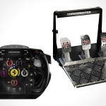 Thrustmaster Ferrari 150° Italia Racing Wheel for PC and PS3