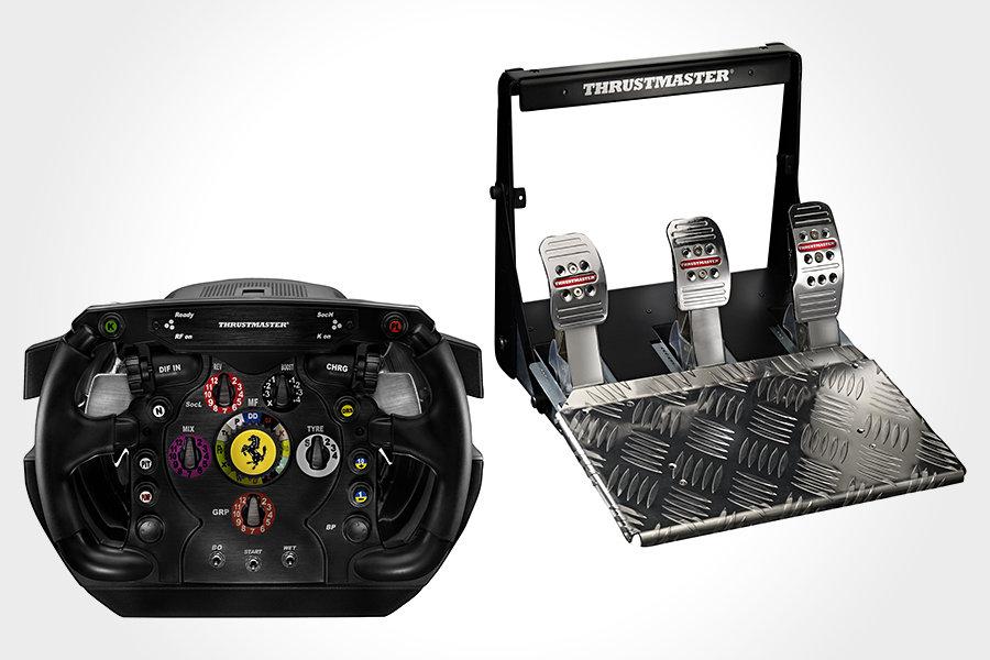 Thrustmaster Ferrari 150° Italia Racing Wheel for PC and PS3