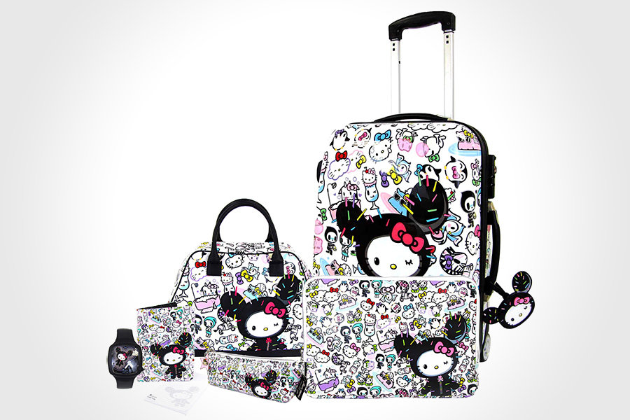 Tokidoki x Hello Kitty Collection 900x600px