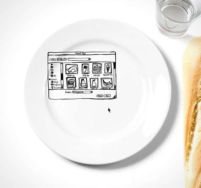 iPlate Import Food 640x600px