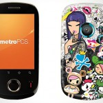 metroPCS Sanctioned by Tokidoki Huawei M835 smartphone