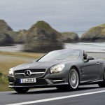 2013 Mercedes-Benz SL 350 / 500 BlueEFFICIENCY