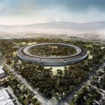 a look at Apple's new mothership campus