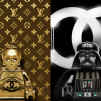 Dale May's V3PO Louis Vuitton and Coco Vader Portraits