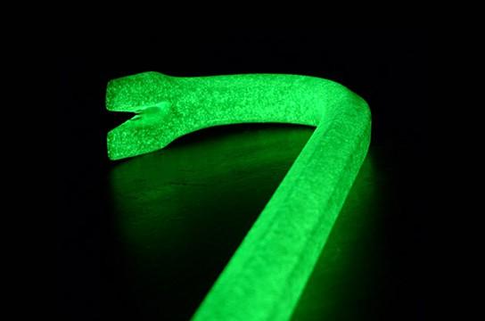 Glowbar - the Glow-in-the-dark Crowbar