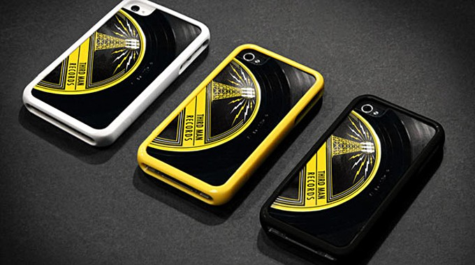 Griffin x The Third Man 45 Case for iPhone 4/4S