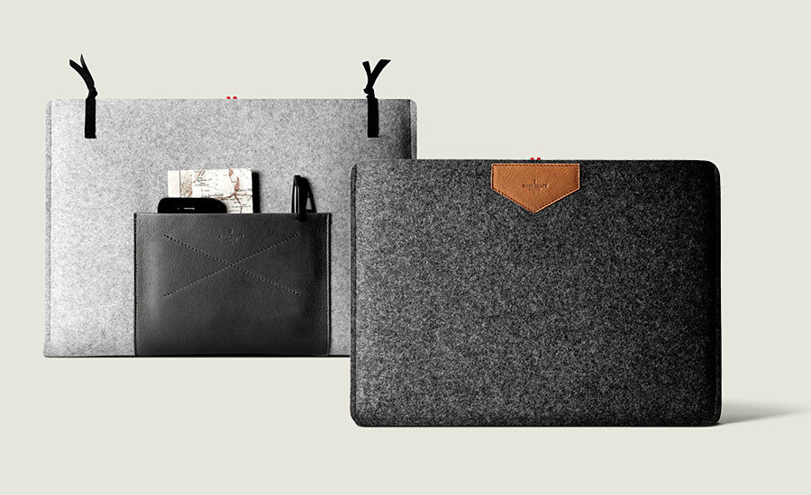 "Hard Graft Slim 13"" Air Sleeve and Exclusive 13"" Sleeve"