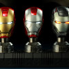 Iron Man Helmet Set - Scaled Prop Replicas
