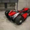Lazareth Wazuma V8 Ferrari Quad Bike