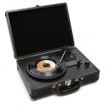 Mini Rechargeable USB Turntable – rips vinyl to mp3