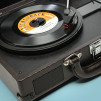 Mini Rechargeable USB Turntable