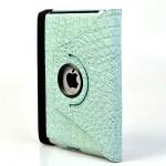 Pleather Crocodile iPad Case – what? Pleather???