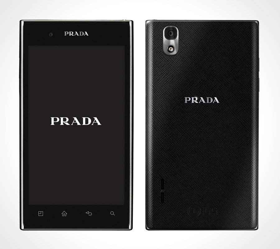 Prada Phone by LG 3.0 Android Smartphone