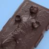 Star Wars Han Solo Carbonite Chocolate