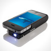 Texas Instruments-Brookstone iPhone Pocket Projector Case