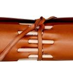 TravelTeq Leather Pencil Holder