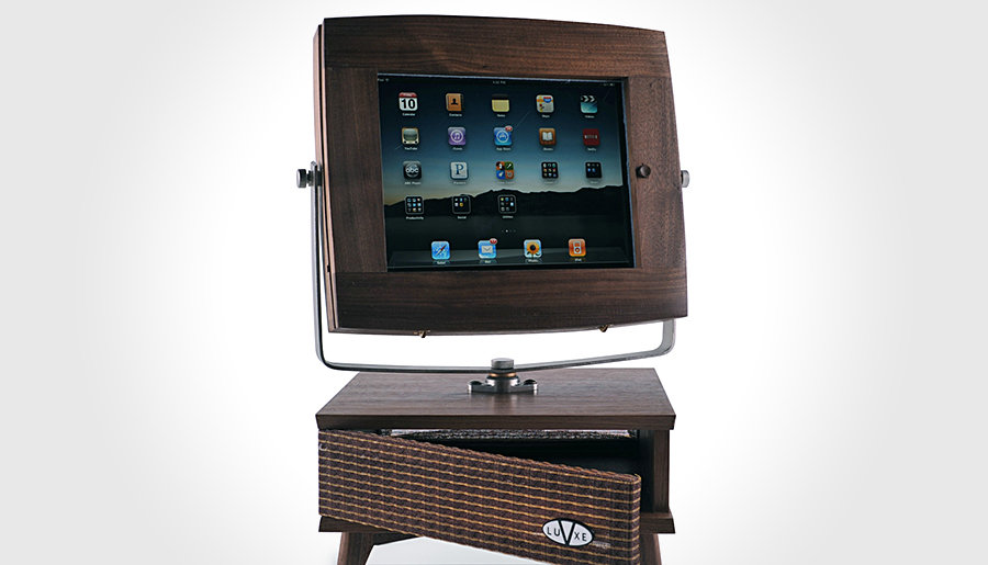 V-Luxe iPad Stand
