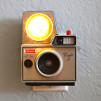 Vintage Camera Nightlight - Ansco Cadet II w/ flash