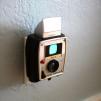 Vintage Camera Nightlight - Ansco Cadet Reflex