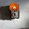 Vintage Camera Nightlight - Kodak Brownie Starflash