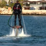 Zapata Racing Flyboard lets you fly Iron Man-style