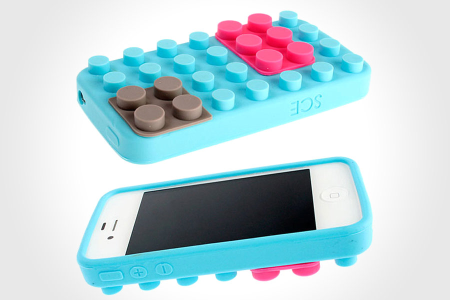 iPhone Brick Protective Case
