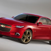 Chevrolet CODE 130R Coupe Concept