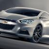 Chevrolet TRU 140S Hatch Concept
