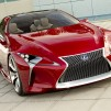 Lexus LF-LC Luxury Hybrid Sports Coupe Concept