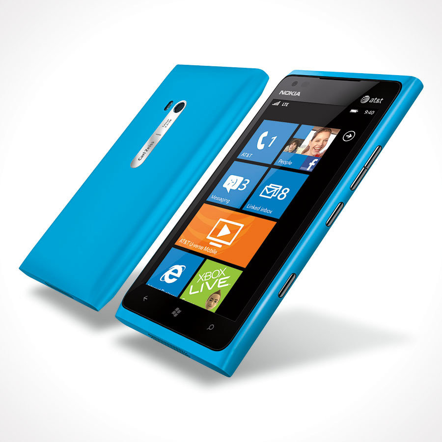 Nokia Lumia 900 Windows Phone