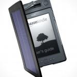 SolarFocus SolarKindle – Solar Powered case for Kindle
