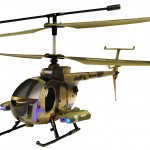 Swann new RC helicopter with camera and iOS control