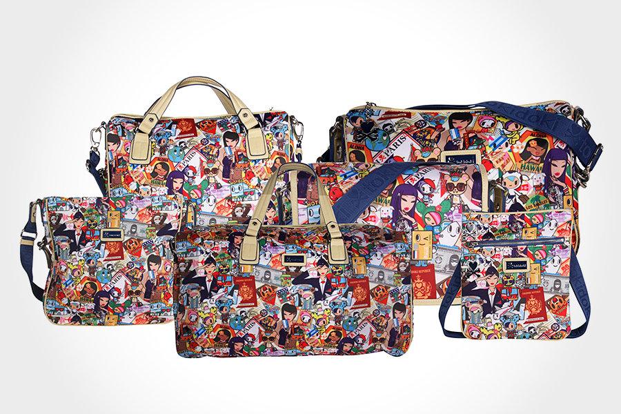 Tokidoki Ramblers Shoulder Bag 57