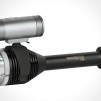 Uwater HD3x Camera with DX1000 Dive Light
