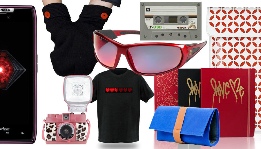 2012 Valentine's Gift Guide for His and Her